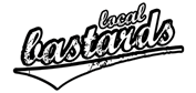 LOCAL BASTARDS Retina Logo